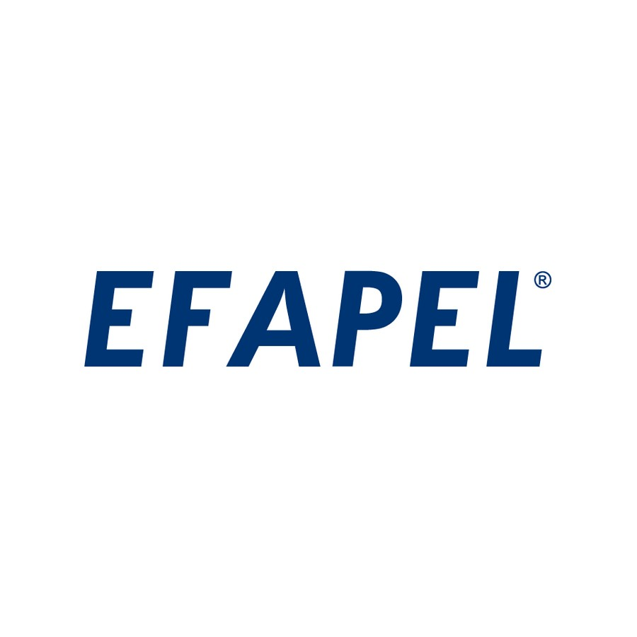 <p><strong>EFAPEL</strong> est un fabricant bas&eacute; au Portugal, qui emploie 400 personnes, sp&eacute;cialis&eacute; dans l'appareillage mural et les goulottes PVC. <strong>EFAPEL</strong> poss&egrave;de 4 unit&eacute;s de production industrielles tr&egrave;s modernes et ma&icirc;trise parfaitement les proc&eacute;d&eacute;s d'injection et d'extrusion.</p>