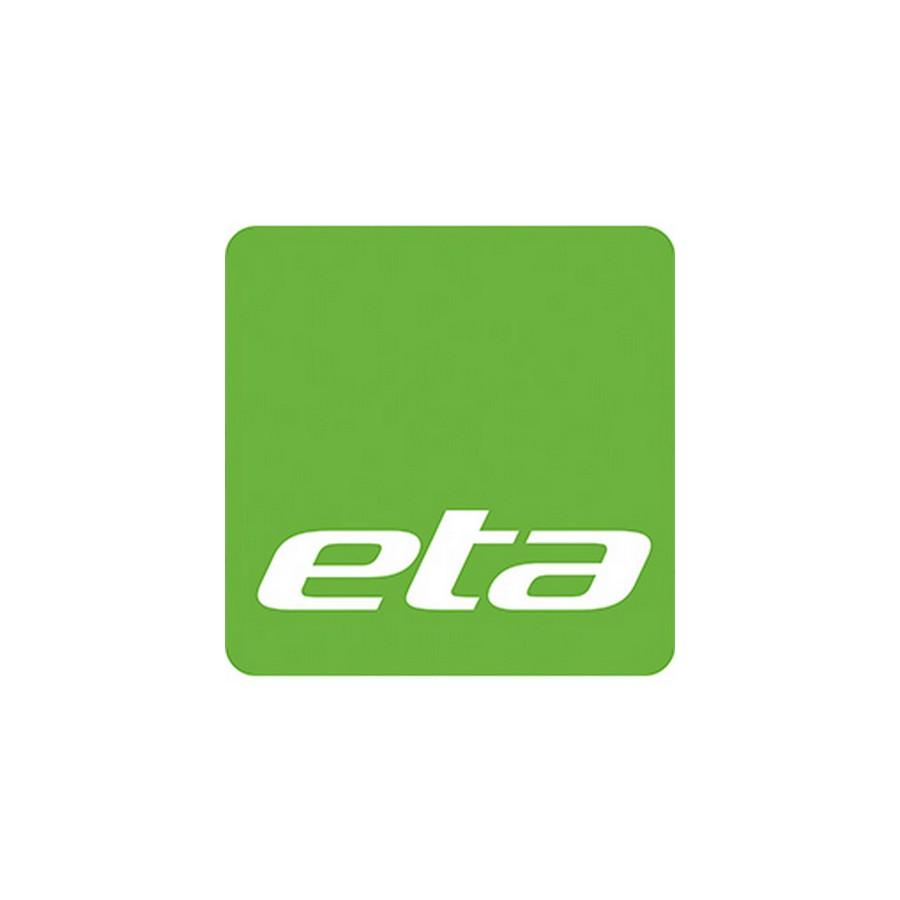 <p><strong>ETA</strong> est un fabricant Italien r&eacute;put&eacute; dans le domaine des coffrets et armoires &eacute;lectriques m&eacute;talliques, qui ma&icirc;trise en interne toutes les &eacute;tapes de la fabrication. <strong>ETA</strong> un industriel s&ucirc;r et reconnu de solutions innovantes dans le secteur des enveloppes industrielles.</p>