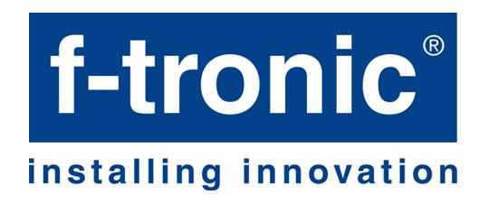 <p><strong>F-Tronic</strong>&nbsp;est un fabricant Allemand tr&egrave;s innovant depuis 1990, sp&eacute;cialis&eacute; dans l'injection de mati&egrave;re plastique. Avec une &eacute;quipe de 100 salari&eacute;s&nbsp;<strong>F-tronic</strong> a une large gamme de produit de très bonne qualité.</p>