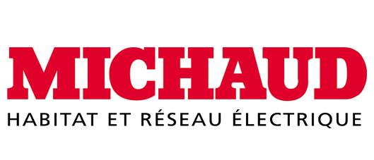 <p><strong>MICHAUD</strong> est un fabricant Français, spécialiste du matériel é<span>lectrique basse tension</span> depuis plus de 60 ans. Leur gamme de coffret de communication pour l'habitat est une référence. <strong>MICHAUD</strong> emploie 200 personnes dans ses usines à Pont d'Ain.</p>
