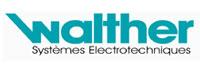 <p><strong>WALTHER</strong>est un fabricant Allemand, spécialiste des connecteurs industriels qui emploie 300 personnes. Lesprises industrielles <strong>WALTHER</strong> sont soumises aux exigences de qualité les plus sévères, ce qui leur garantit une durabilité exceptionnelle des contacts.</p>
