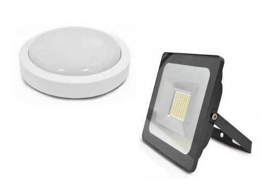 Applique LED murale : plafond, exterieur, avec detecteur…