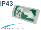 Bloc Autonome d'Eclairage de Sécurité IP43