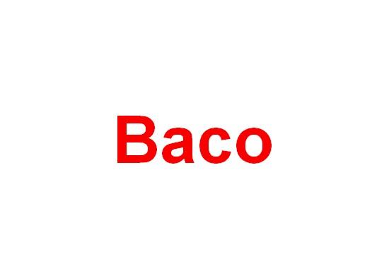 Gamme Baco