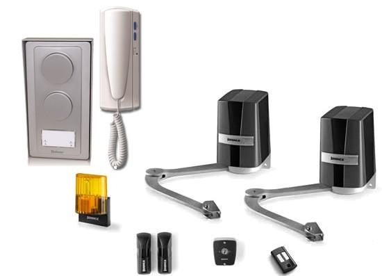 Système Gestion et Centrale de contole d'acces