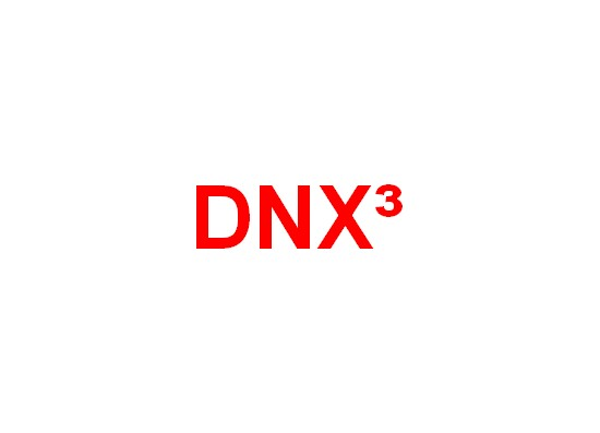 Gamme DNX3