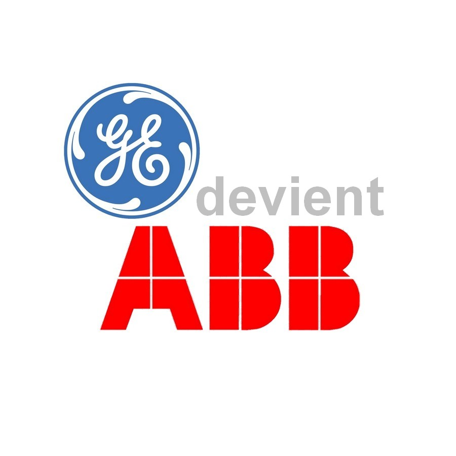 GE industrielle à vis (évolue en ABB)