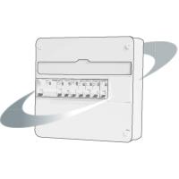 Tableau électrique GTL et apparent avec disjoncteur