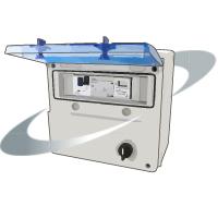 Boitier & Coffret electrique pour piscine