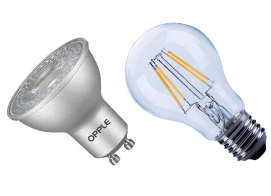 Ampoules LED dimmable