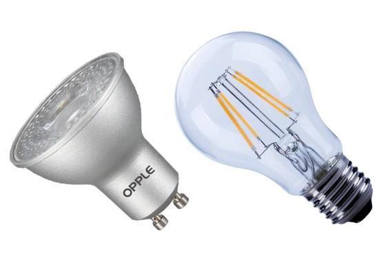 Ampoule LED dimmable pour variateur