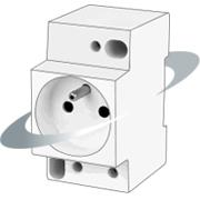 Prise modulaire pour tableau & coffret électrique