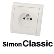 Gamme encastrable classique : interrupteur, prise…