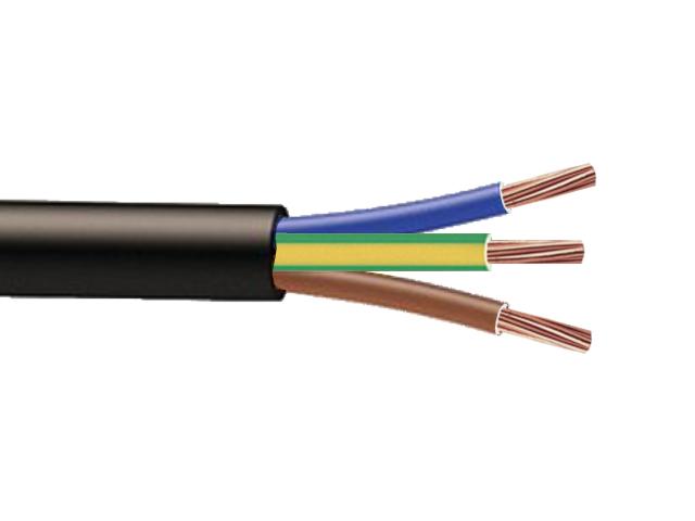 Câbles & Fils souple H07RNF, H07VK & H05VK