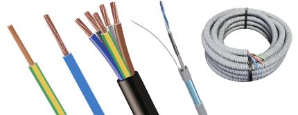 Gaine, Fil & Cable electrique