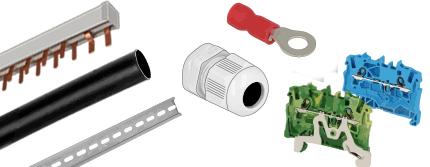Composant armoire électrique industrielle