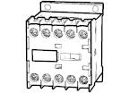 Mini contacteur industriel