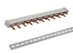 Rail DIN & peigne triphasé
