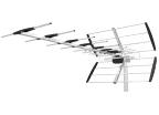 Antenne TNT & Amplificateur TV