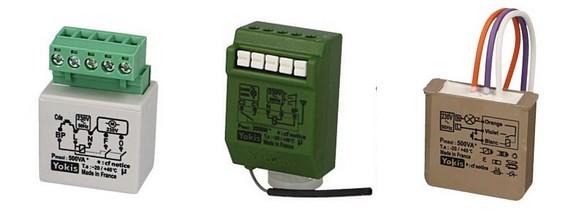 Appareillage électrique sans fils (domotique…)