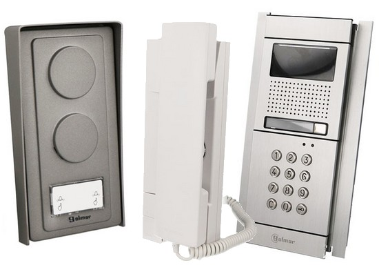 Kit interphone appartement & maison
