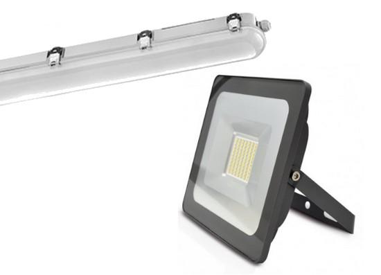 Luminaire LED extérieur