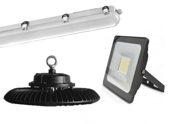 Eclairage LED industriel