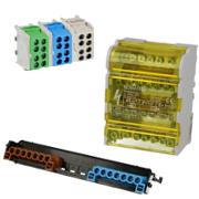 Bornier de raccordement & répartiteur électrique