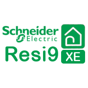 Gamme Schneider Resi9 XE embrochable