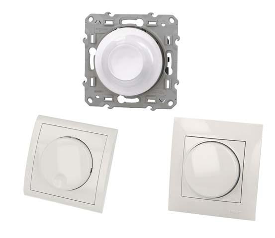 Variateur de lumière & Télévariateur LED