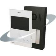 Kit vidéo interphone avec caméra (visiophone)