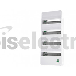 Coffret Electrique Nu Largeur 13 Modules Schneider Resi9 Coffret Modulaire Chez Bis Electric