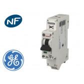Disjoncteur modulaire automatique phase neutre 10A - 4.5kA