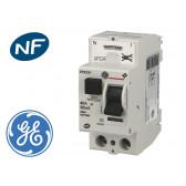 """Interrupteur différentiel 2P """"auto"""" General Electric"""