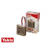 Micromodule télérupteur encastrable 500W Yokis