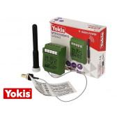 Micromodule télérupteur temporisé encastrable 2000W POWER Yokis