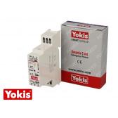 Télérupteur modulaire temporisé 2000W POWER Yokis