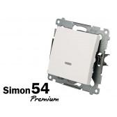 Interrupteur lumineux Simon Premium