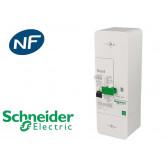 Disjoncteur EDF monophasé instantané et sélectif Schneider Resi9