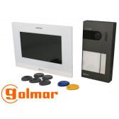 Kit visiophone connecté WIFI  GOLMAR Soul