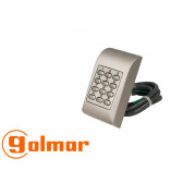 Clavier codé saillie mini GOLMAR Interphonie