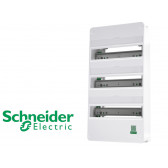 Coffret nu 39 modules 3 rangées Schneider Resi9