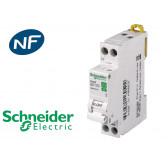 Disjoncteur phase neutre à vis C10A Schneider Resi9 XP