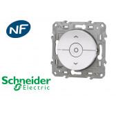 Interrupteur de volet roulant Schneider Odace