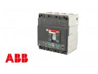 Disjoncteur tétrapolaire 4P/4D 160A ABB