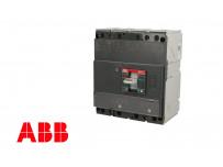 Disjoncteur tétrapolaire 4P/4D 250A ABB
