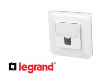 Prise RJ45 Cat6 Legrand Mosaic™ complète