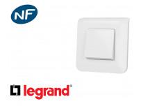 Interrupteur va et vient Legrand Mosaic™ complet