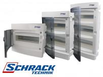 Tableau électrique encastré Schrack