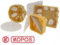 Boite de dérivation encastrée Kopos
